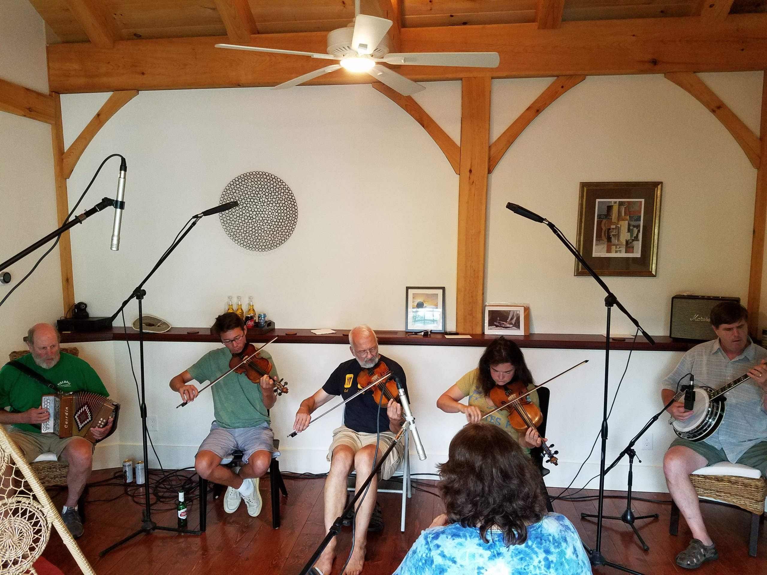 fastnet pub session band session