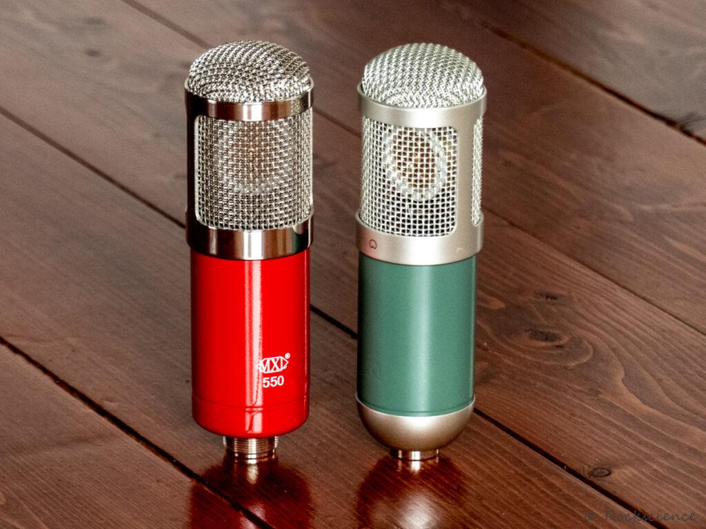 mxl microphone upgrade